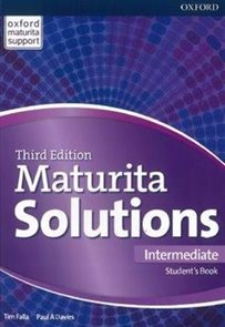 Maturita Solutions 3rd Edition Intermediate Student's Book /Czech Edition/