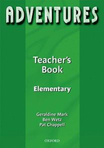 Adventures Elementary - Teacher's Book