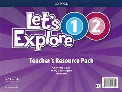 Let's Explore 1-2 - Teacher's Resource Pack CZ