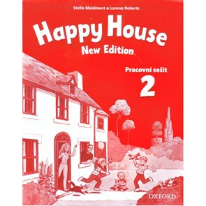 Happy House 2 NEW EDITION Activity Book CZ
