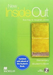 New Inside Out Elementary Student's Book + eBook