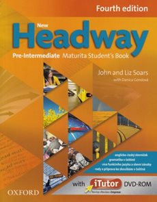 New Headway Pre-Intermediate Maturita Student's Book (CZ), 4. edice