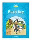 Classic Tales Second Edition Level 1 Peach Boy + Audio Mp3 Pack