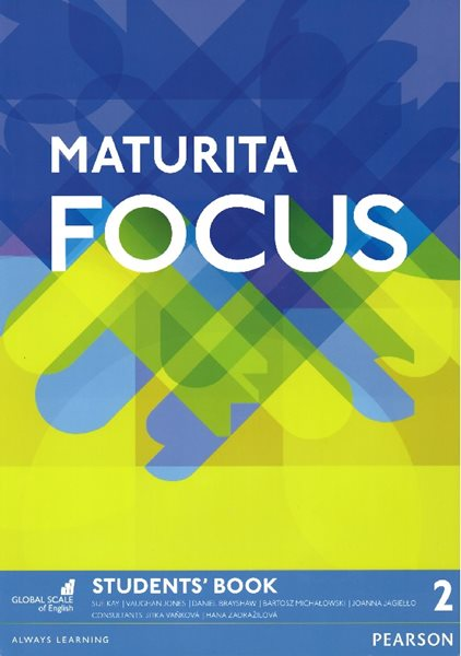 Maturita Focus 2 Students Book - A4