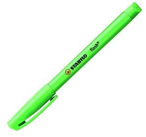 STABILO flash zvýrazňovač - zelená