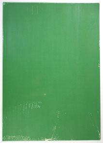 Kreslicí karton barevný A2 125 g - 20 ks - tm. zelená