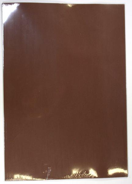 Barevné výkresy A2 125 g - 20 ks - hnědá
