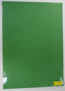 Kreslicí karton barevný A1 225 g - 20 ks - tm. zelená
