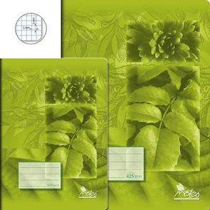 Sešit Economy 525, A5 20 l. čtverečkovaný 5 × 5 mm