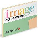 Coloraction A4 80 g 5x20 ks - mix pastelové (žlutá, zelená, modrá, růžová, meruňková)