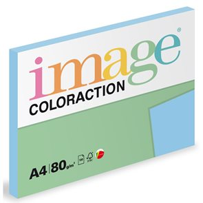 Coloraction A4 80 g 100 ks - Iceberg/ledově modrá