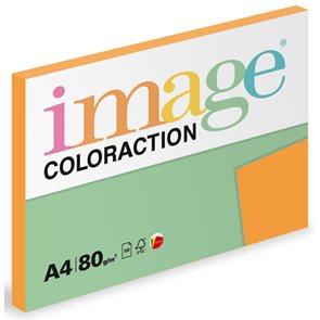 Coloraction A4 80 g 100 ks - Venezia/sytá oranžová
