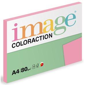 Coloraction A4 80g 100ks - Coral/starorůžová
