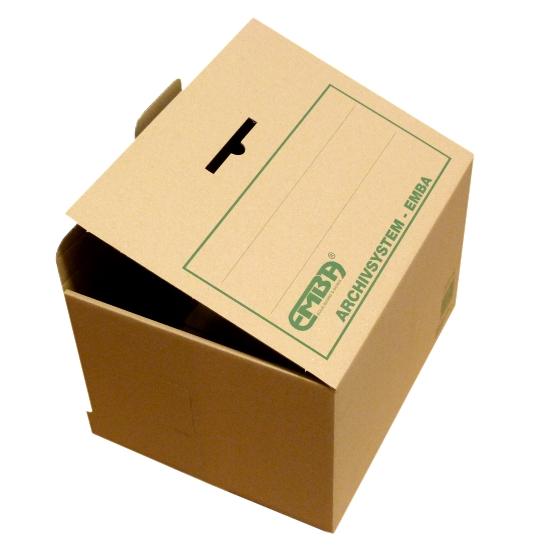 EMBA Archivační box - skupinový 5x A4