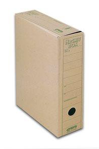 EMBA Archivační box vnitřní 33×26×7,5 cm - přírodní