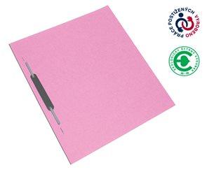 CAESAR OFFICE Rychlovazač ROC A4 - růžový