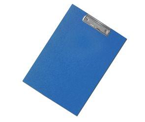 CAESAR OFFICE Podložka psací s klipem A4 RainbowLine prešpán - modrá