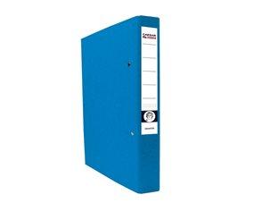 CAESAR OFFICE SENATOR Pořadač 2-kroužkový A4 4cm - modrý