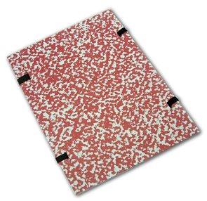 CAESAR OFFICE Spisové desky s tkanicí EcoLine A4 - červené