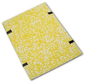 CAESAR OFFICE Spisové desky s tkanicí EcoLine A4 - žluté