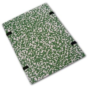 CAESAR OFFICE Spisové desky s tkanicí EcoLine A4 - zelené