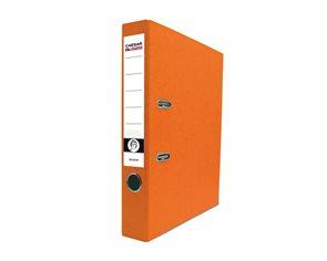 CAESAR OFFICE SENATOR pořadač pákový A4 5 cm - oranžový