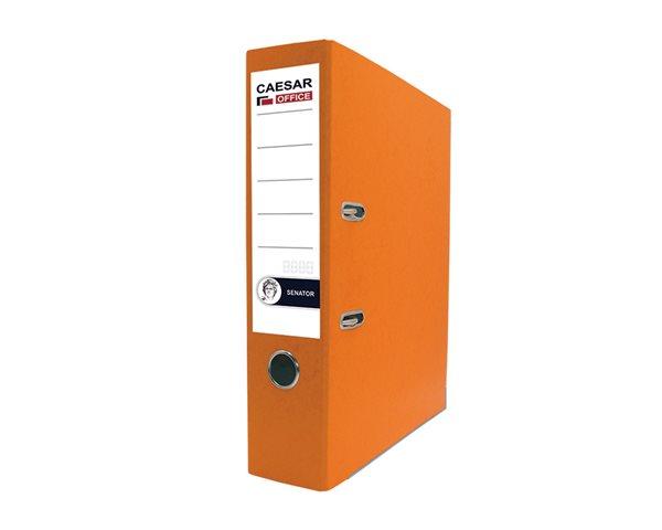 CAESAR OFFICE SENATOR pořadač pákový A4 7,5cm - oranžový