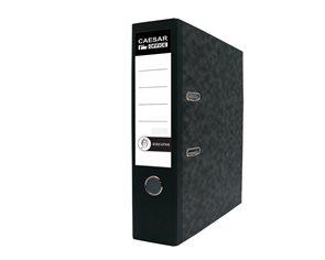 CAESAR OFFICE EXECUTIVE Pořadač pákový A4 7,5 cm RADO - černý