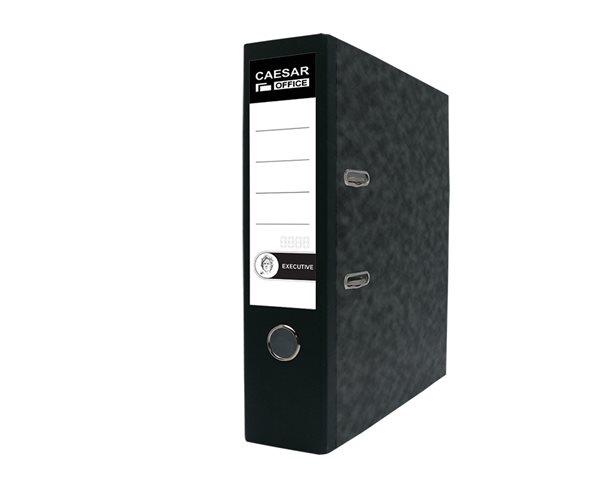 CAESAR OFFICE EXECUTIVE Pořadač pákový A4 7,5cm RADO - černý