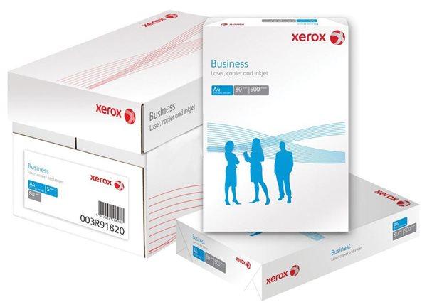 XEROX BUSINESS Kancelářský papír A4 80g - 500listů