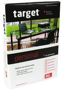 TARGET PERSONAL Kancelářský papír A4 80 g - 500 listů