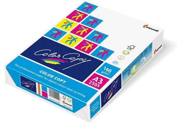 Color Copy Papír A3 160g - 250 listů