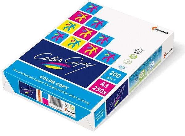Color Copy Papír A3 200g - 250 listů