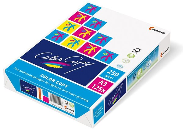 Color Copy Papír A3 250g - 125 listů