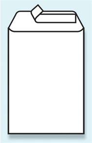 """Bublinková obálka C3 """"K""""- vnější rozměr 480 x 370"""