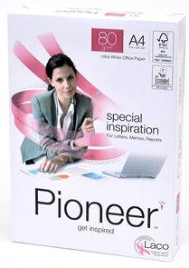 Kancelářský papír Pioneer 80g 500 listů A4