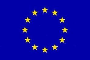 Vlajka EU - návlek na žerď 150×225