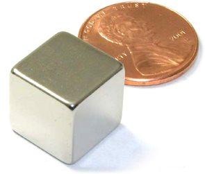 Magnet - k inteligentní plastelíně