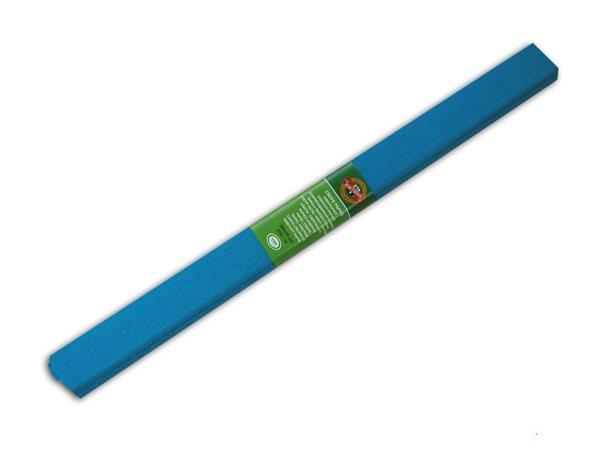Koh-i-noor Krepový papír barva 14 tyrkysová - Role 50×200 cm