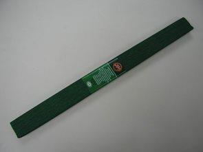 Koh-i-noor Krepový papír barva 19 tmavě zelená