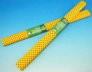 Koh-i-noor Krepový papír tečkovaný žluto červený 59