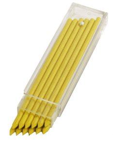 Koh-i-noor Tuhy do Scala pastelek - barva žlutá 12 kusů