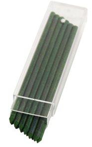 Koh-i-noor Tuhy do Scala pastelek - barva zelená (3,2mm x 90mm), 12 kusů