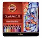 Umělecké pastelky Koh-i-noor POLYCOLOR - 24 ks