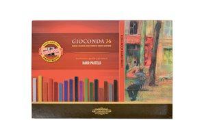 Tvrdé umělecké pastely Koh-i-noor - GIOCONDA 8115