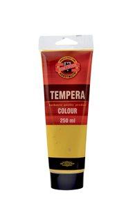 Temperová barva koh-i-noor Tempera 250 ml - okr