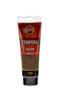 Temperová barva koh-i-noor Tempera 250 ml - umbra pálená
