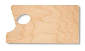 Malířská paleta Koh-i-noor - dřevěná - velká