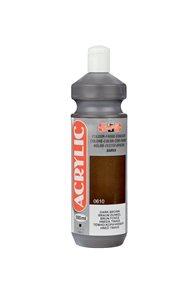 Koh-i-noor akrylová barva Acrylic - 500 ml - hněď tmavá