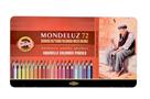 Umělecké akvarelové pastelky Koh-i-noor MONDELUZ - 72 ks